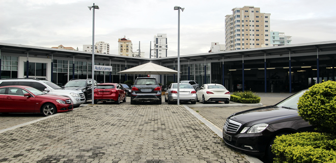 autozama mercedes benz santo domingo
